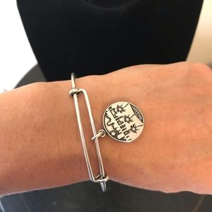 Alex and Ani - Miami charm bracelet